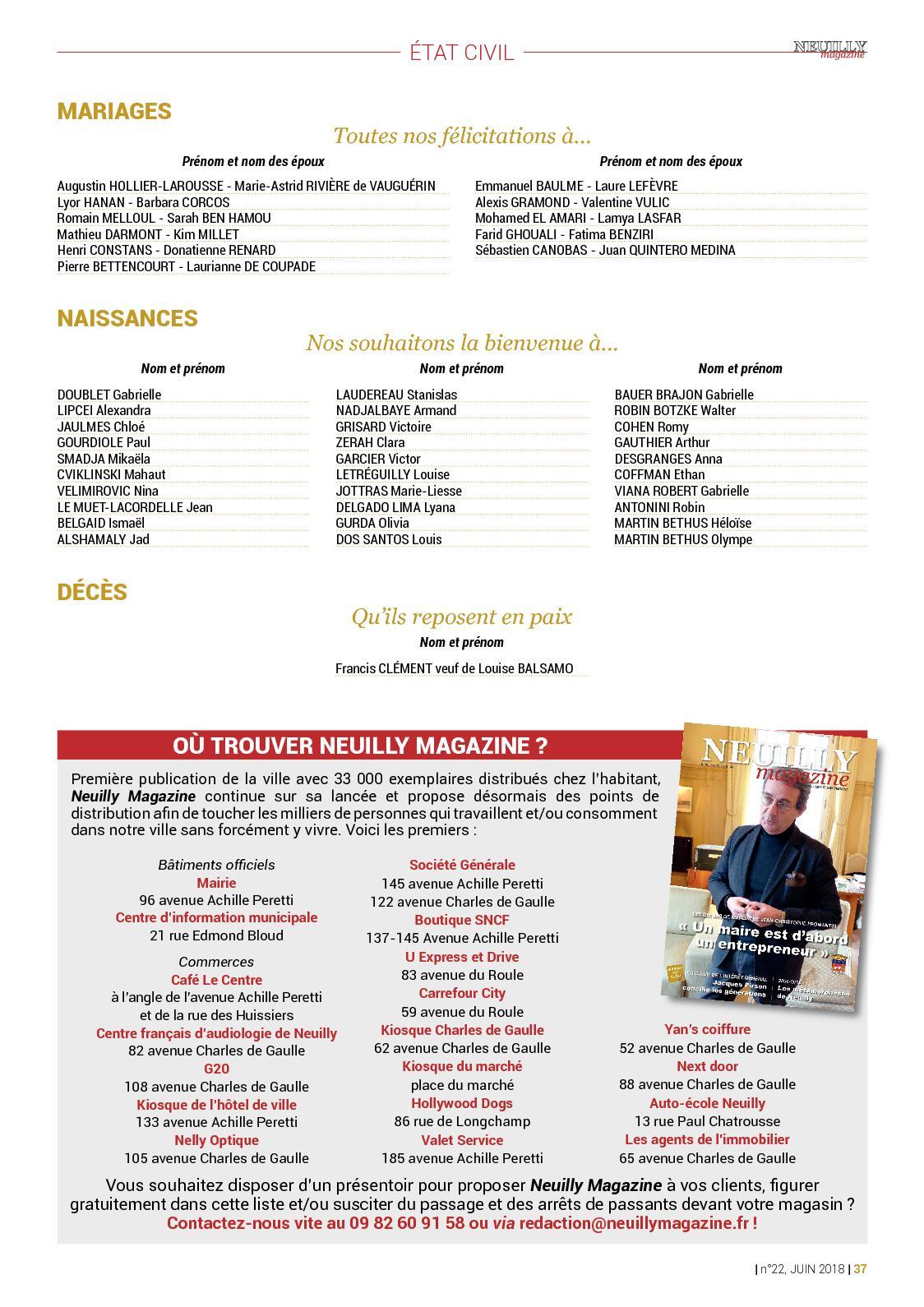 Salle De Bain Marron Et Beige ~ Neuilly Magazine N 22 Juin 2018 Calameo Downloader