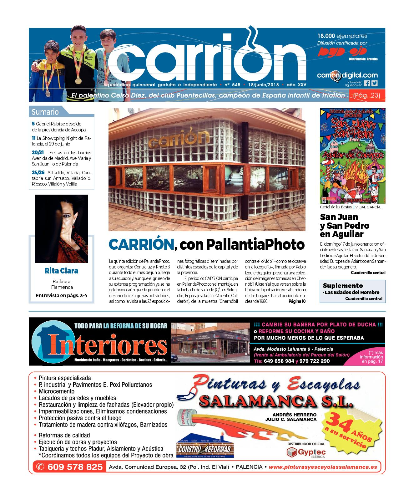 Calaméo - Carrión 545
