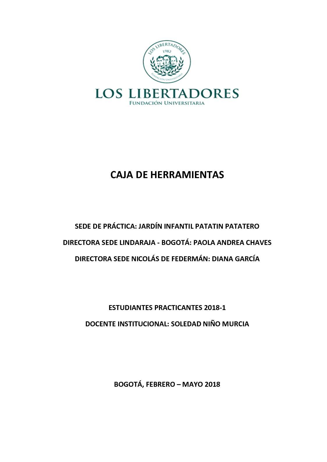 Calaméo - Caja De Herramientas Grupo