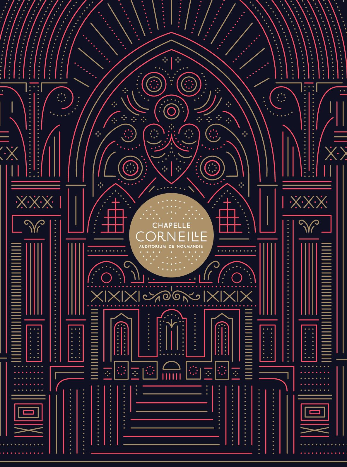 Programme Chapelle Corneille  18 /19