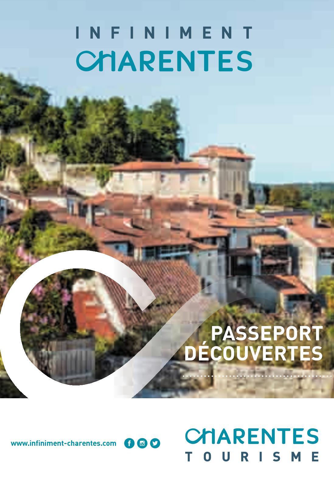 Charentes Passeport Découvertes
