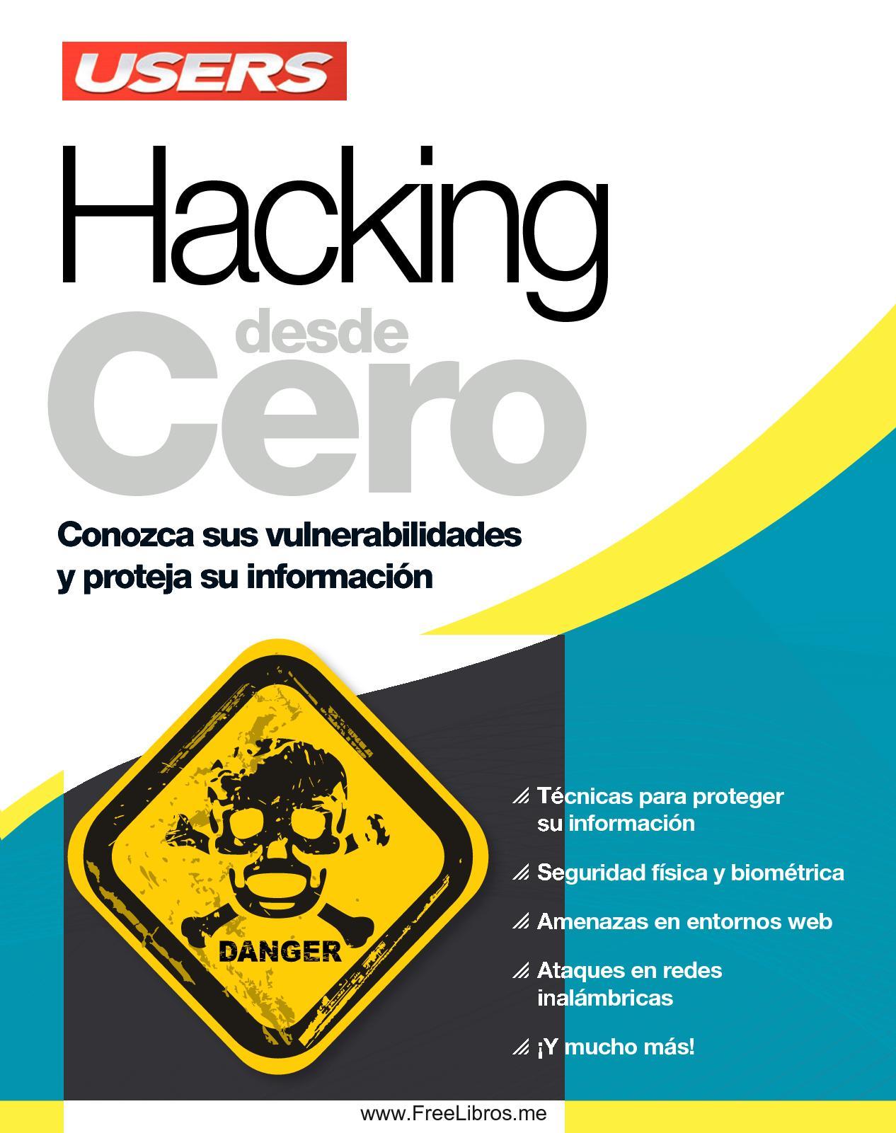 Calaméo - Hackeo desde Cero by Darisnel