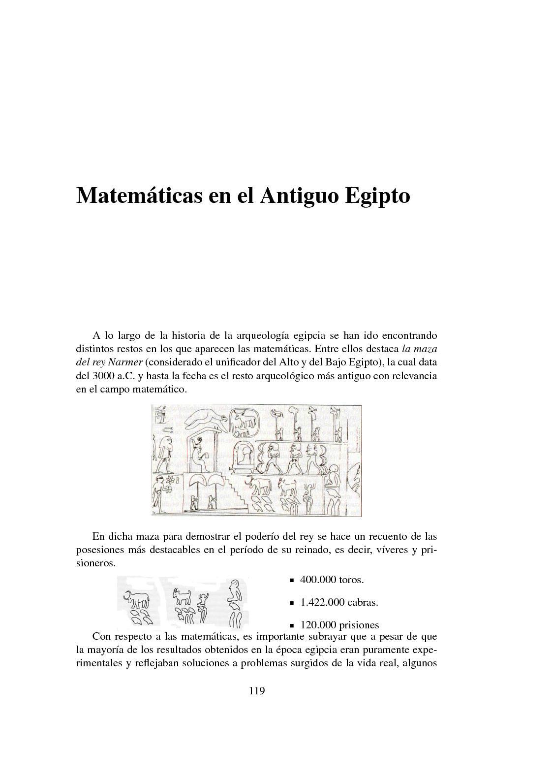 Moderno Hojas De Trabajo De Matemáticas Egipcias Adorno - hojas de ...