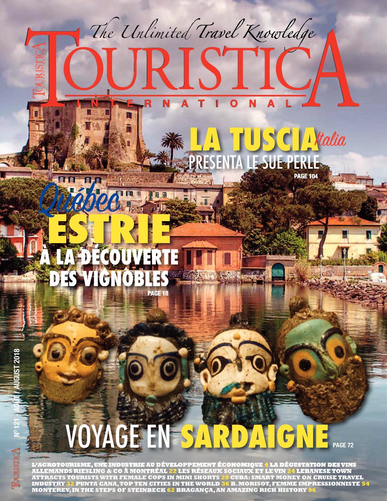 Touristica 121