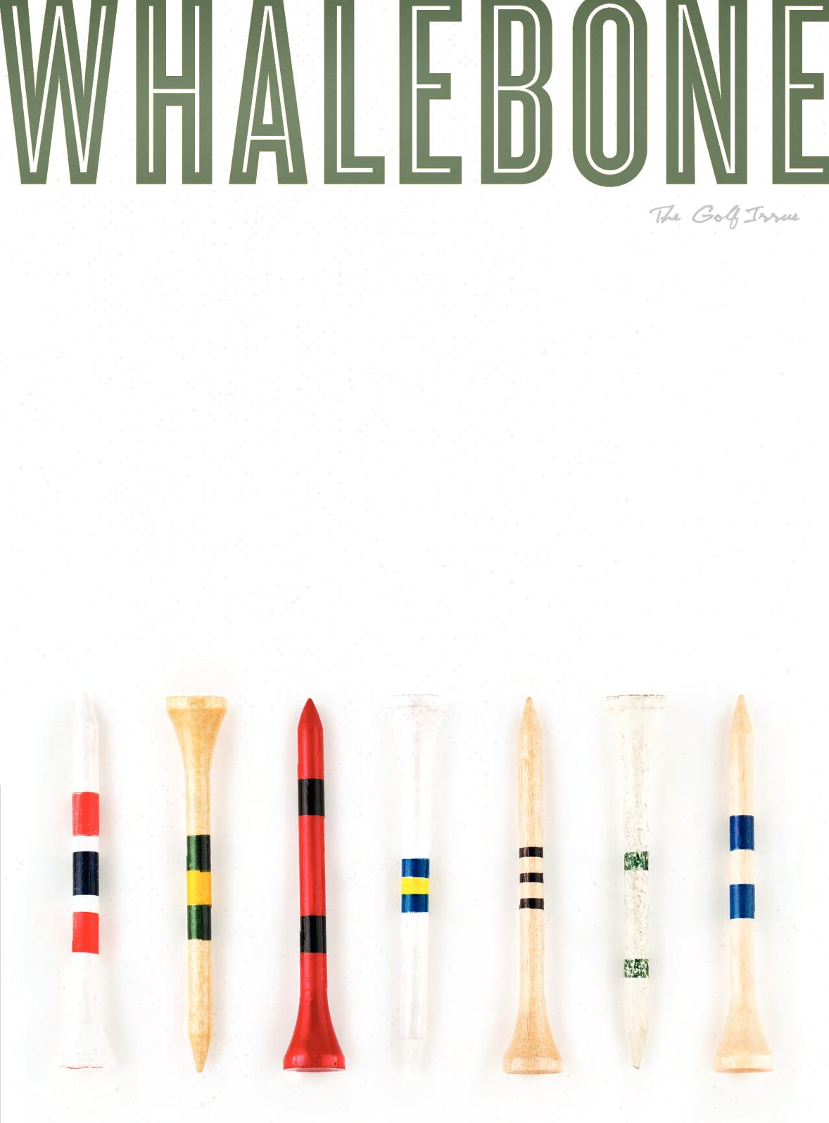 Whalebone | The Golf Issue | Special Edition