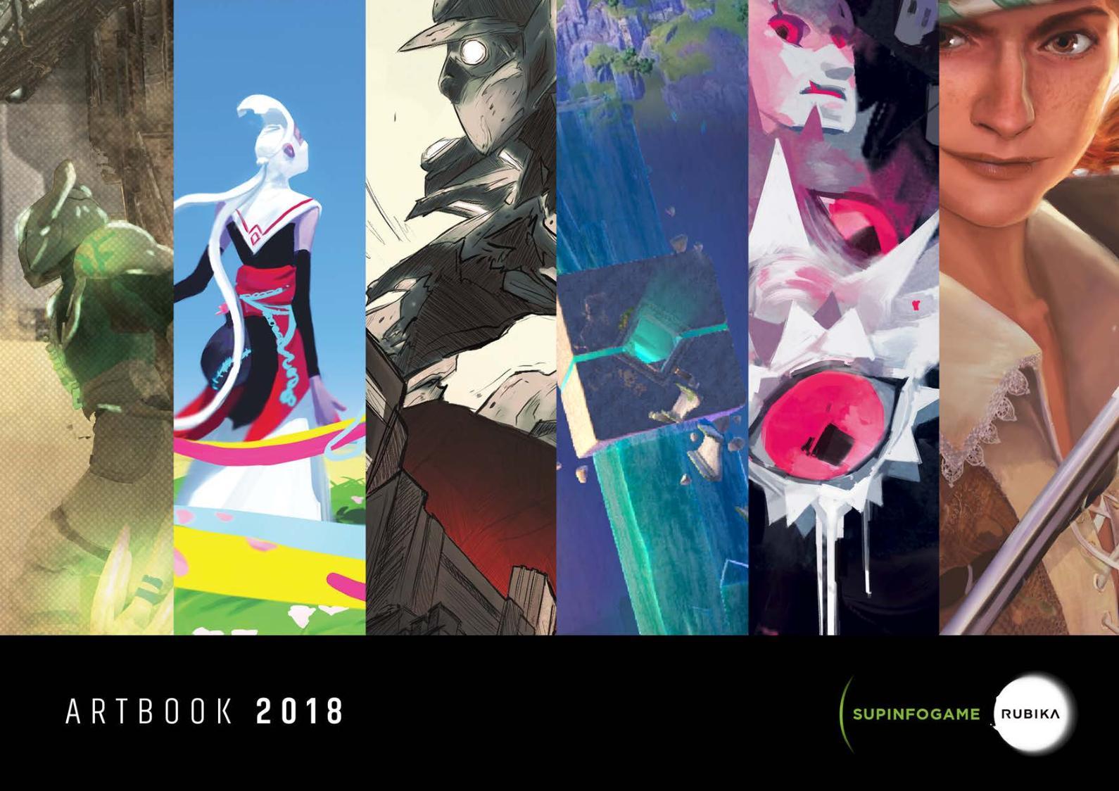 Artbook rubika supinfogame 2018 calameo downloader download malvernweather Images