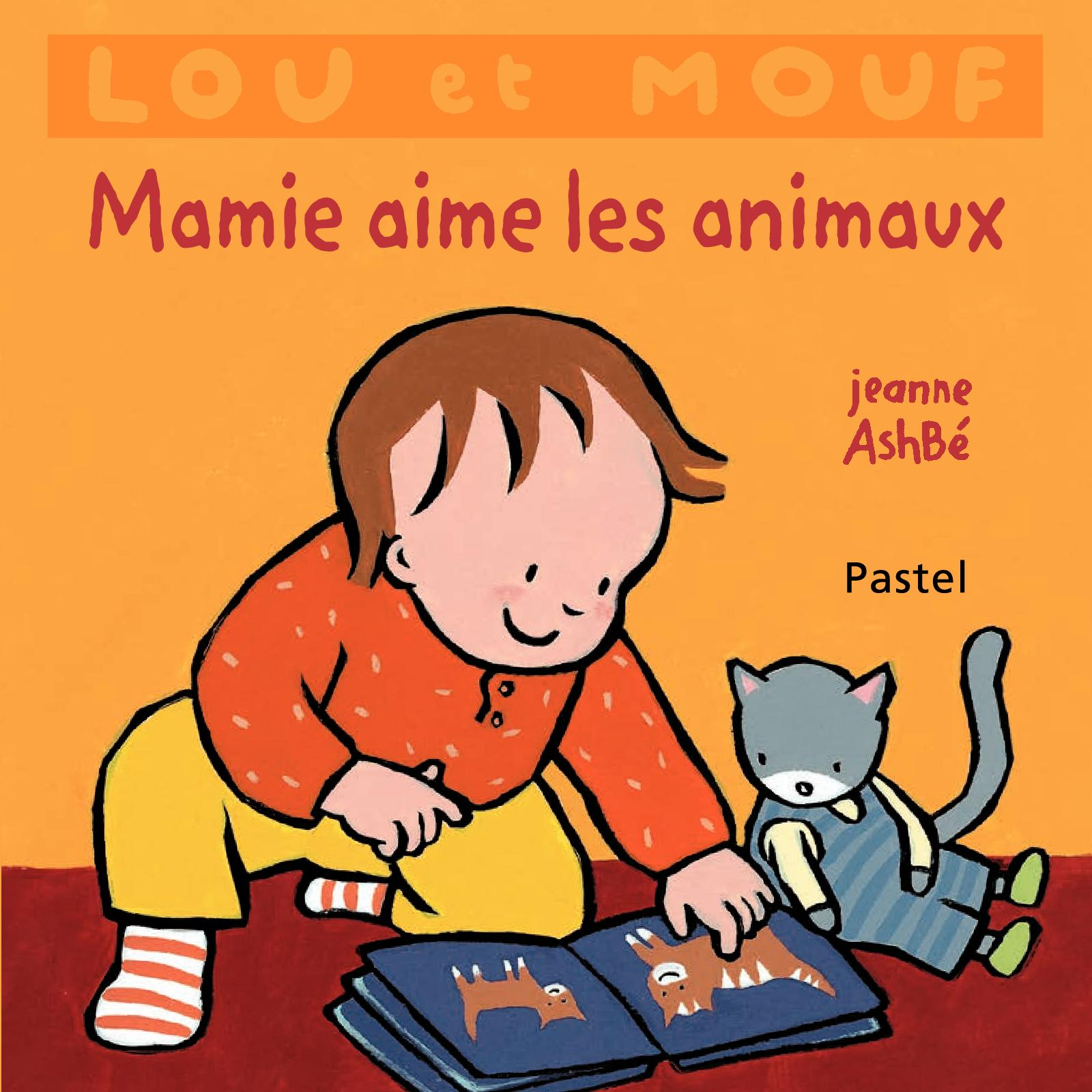 Lou - Jeanne Ashbé