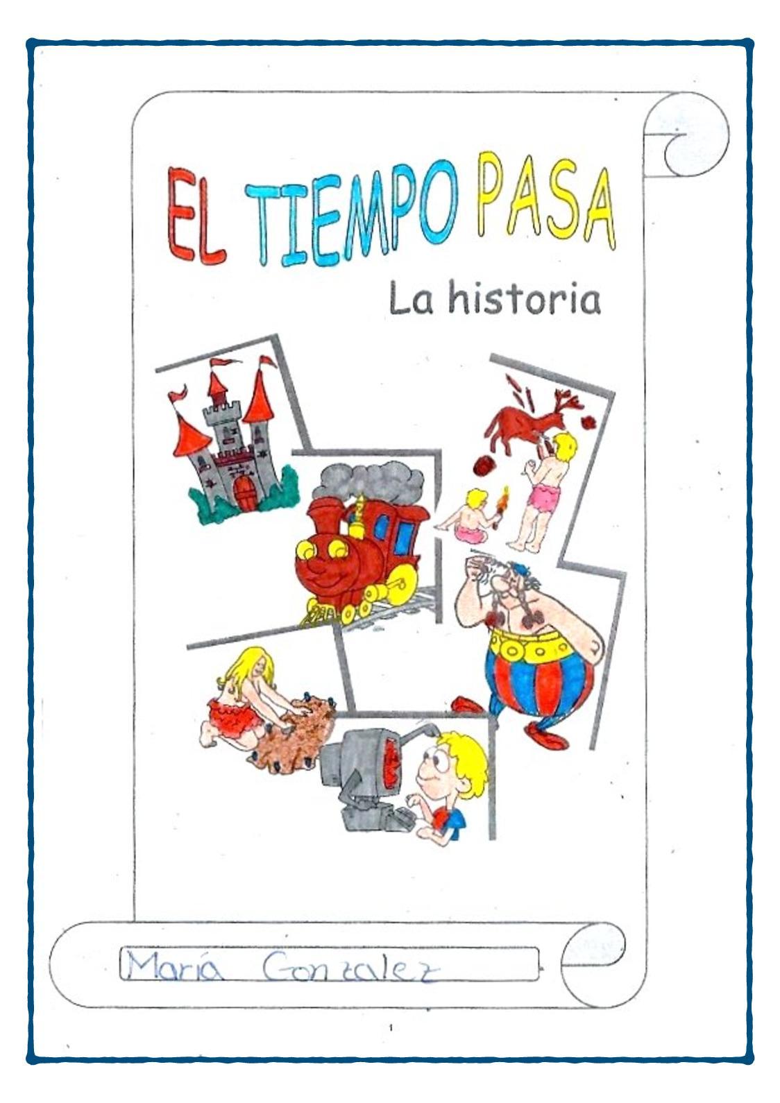 2017-18 El Tiempo Pasa