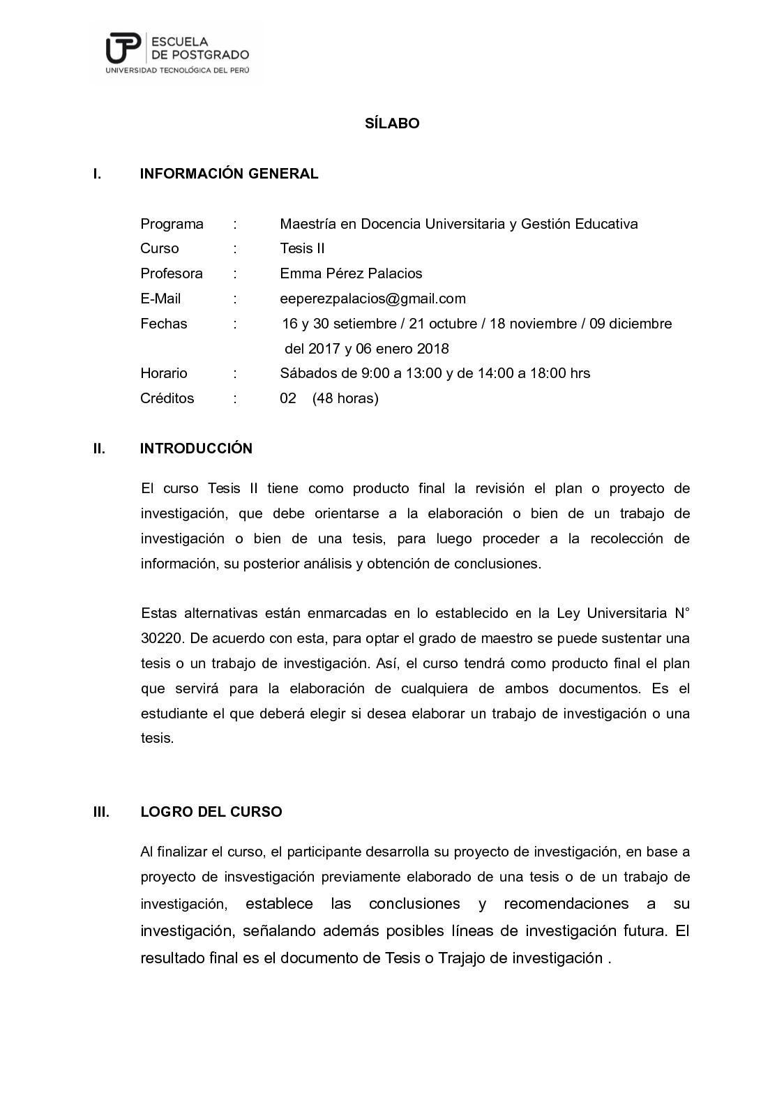 Calaméo - Sílabo Tesis Ii Madu I (3)