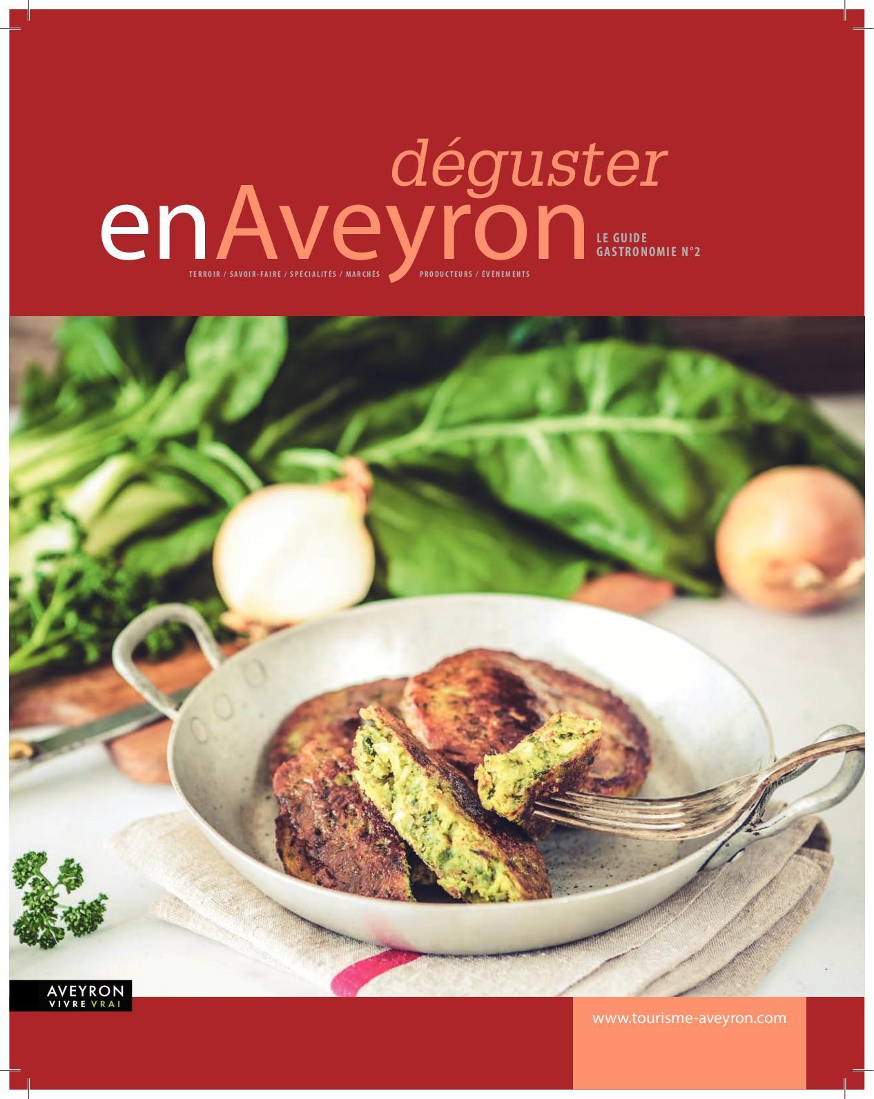 Déguster En Aveyron