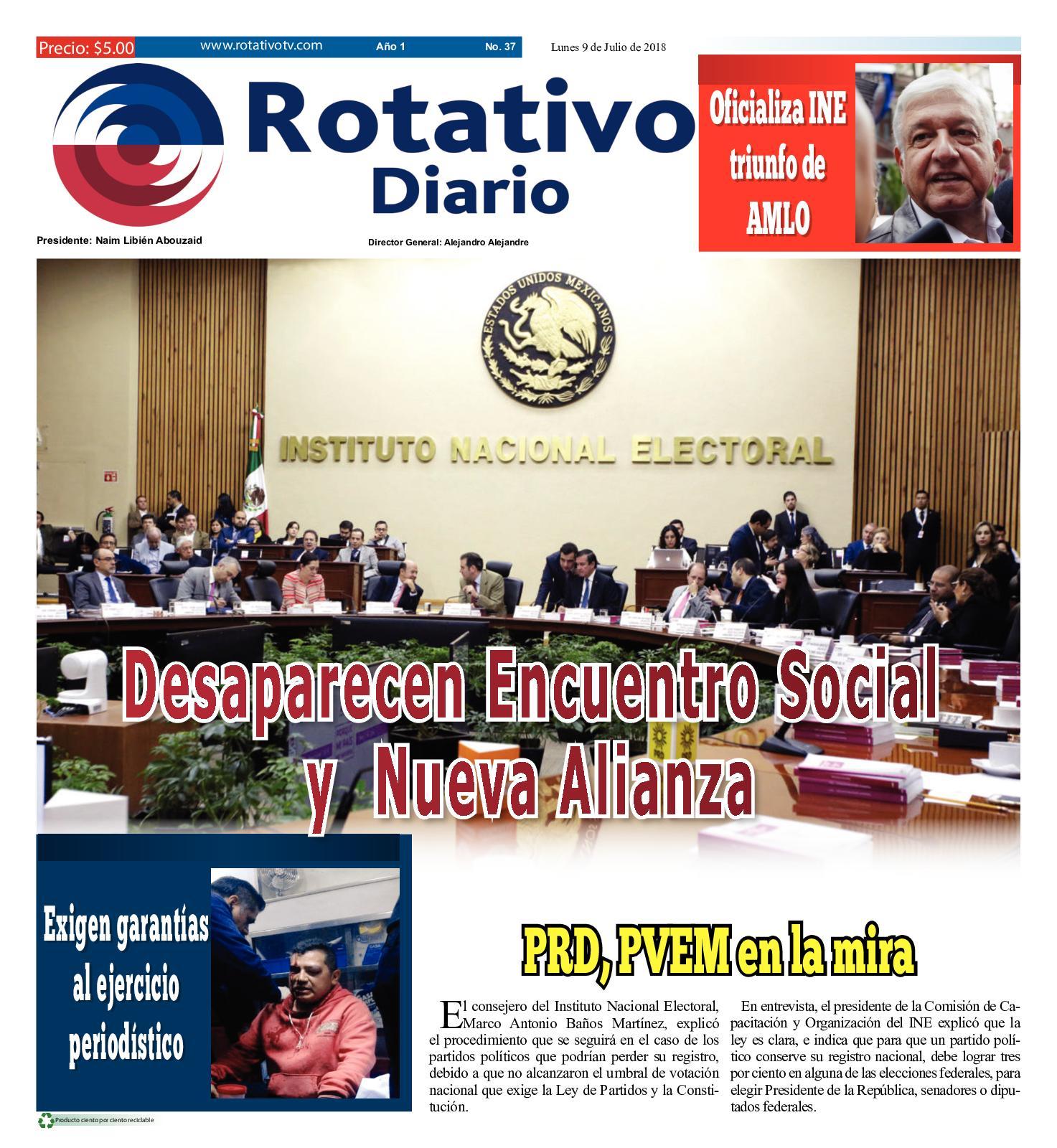 Calaméo - Rotativo 9 Julio Numero 37 Okok555555