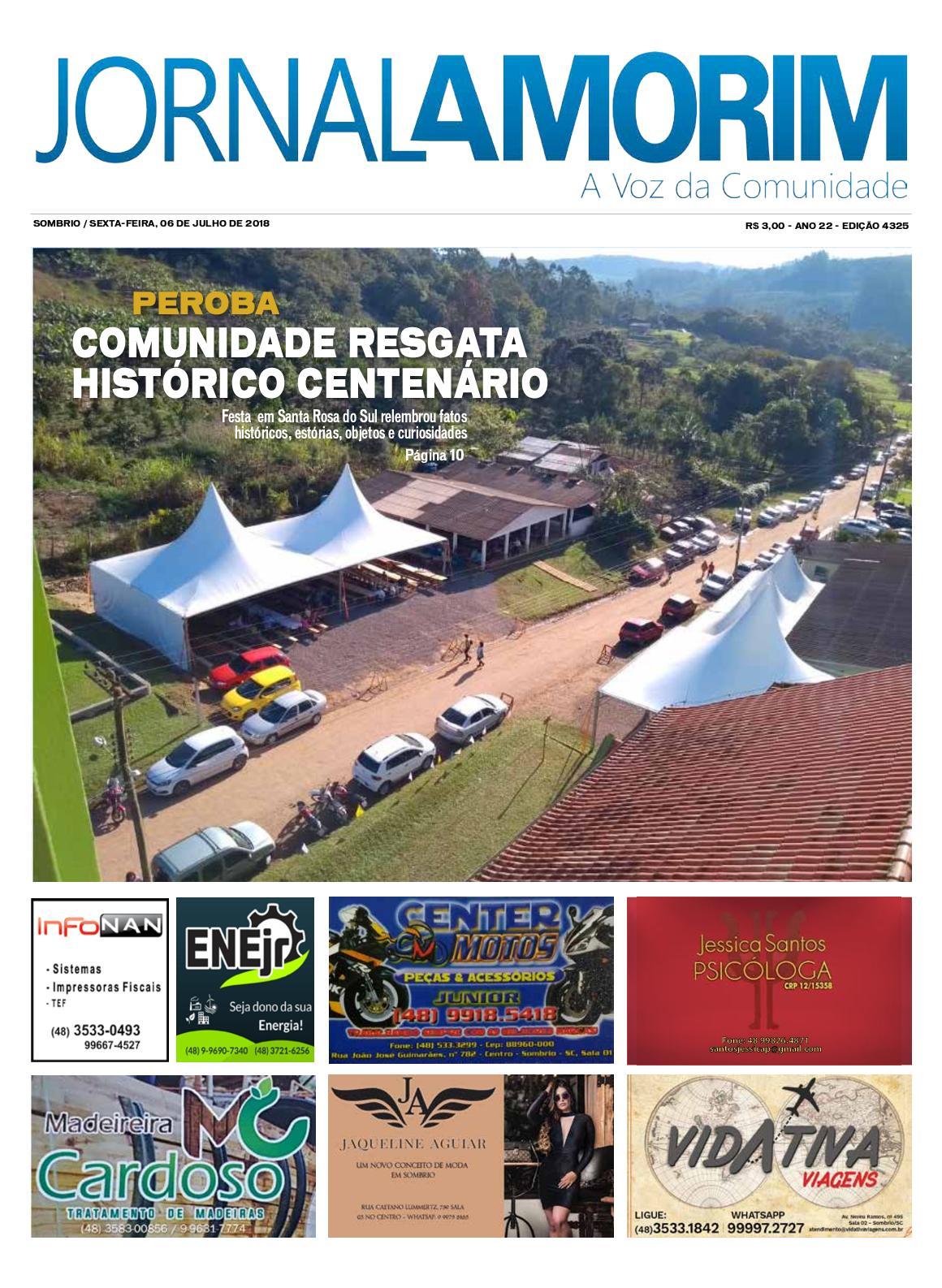 Jornal Amorim 06-07-18