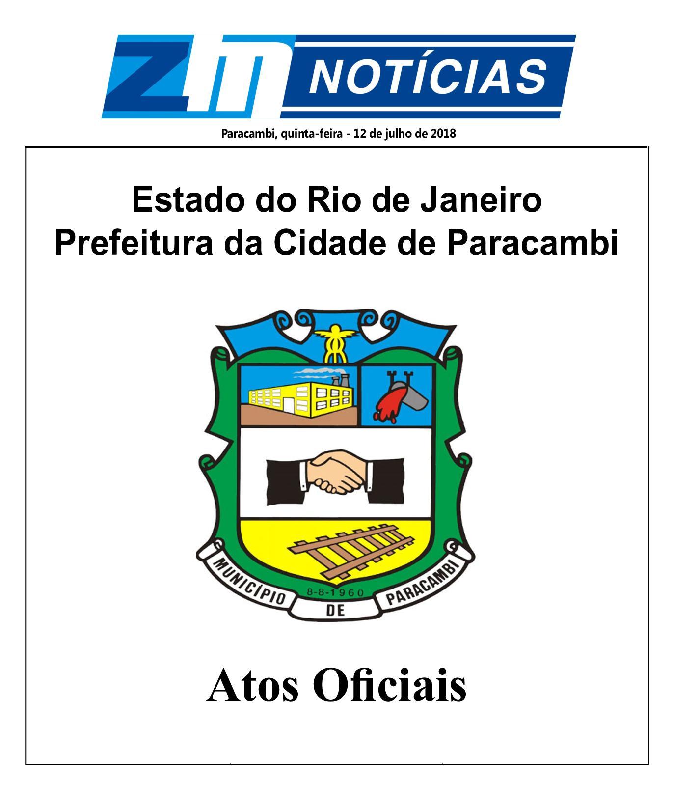 P M P Atos Oficiais 120718