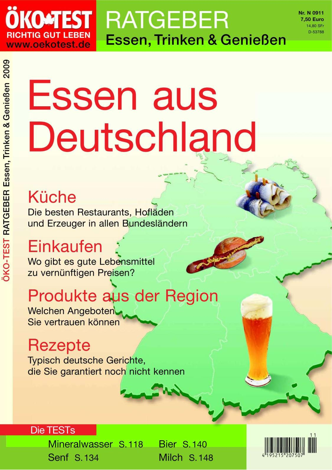 Calaméo - Ökotest Ratgeber Essen Trinken & Genießen