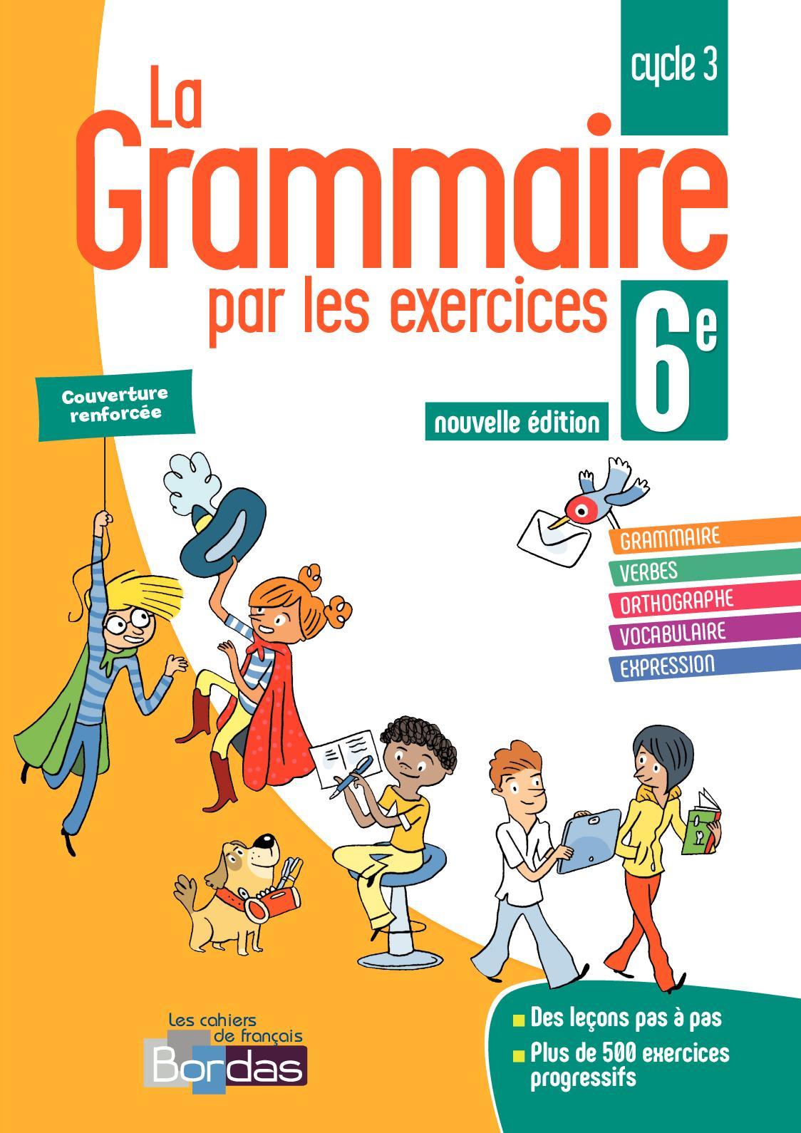 Grammaire Par Les Exercices 6e Calameo Downloader