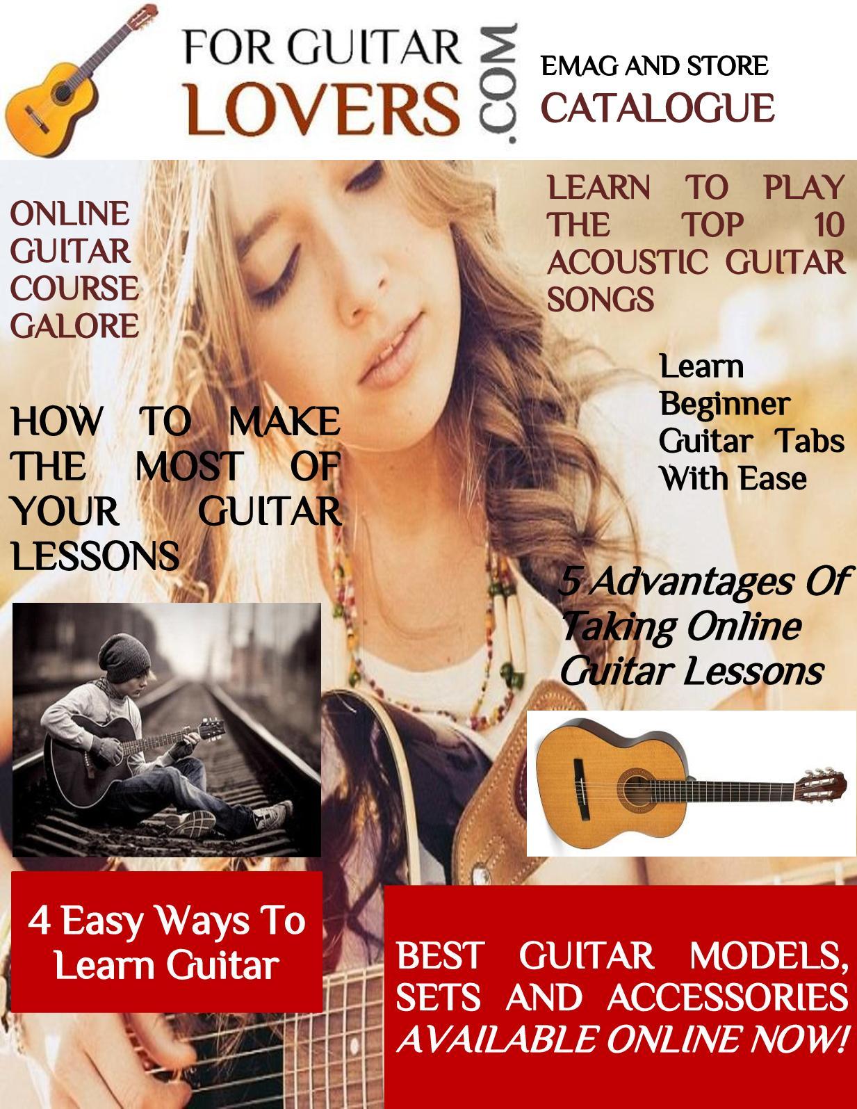 Calamo For Guitar Lovers