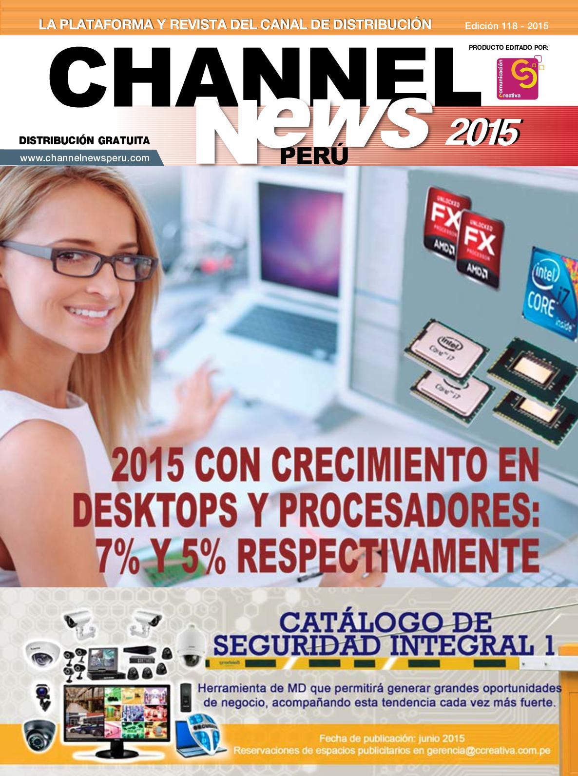 Calaméo - REVISTA CHANNEL NEWS PERÚ N° 118