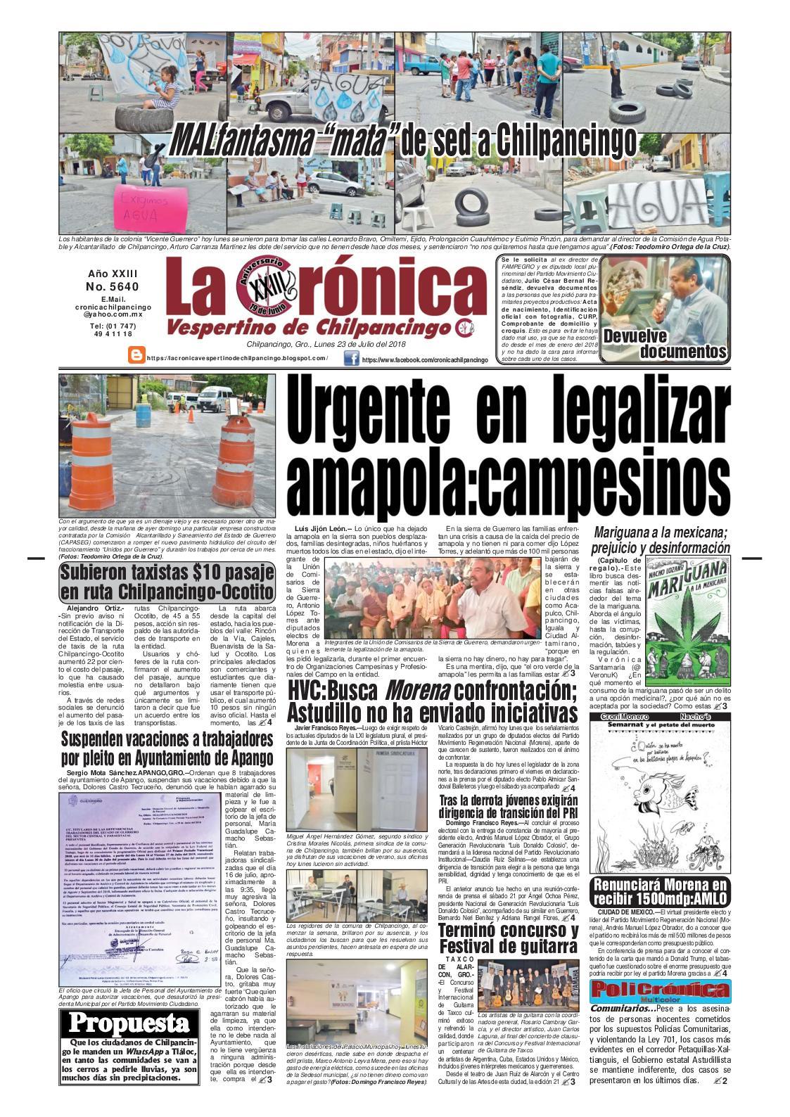 Calaméo - Crónica 5640