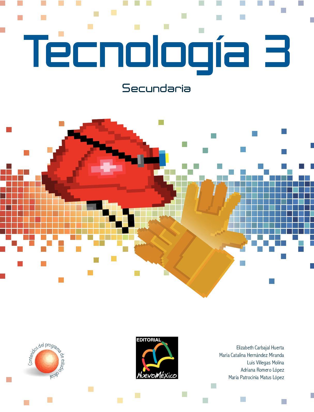 Tecnologia 3 - Secundaria