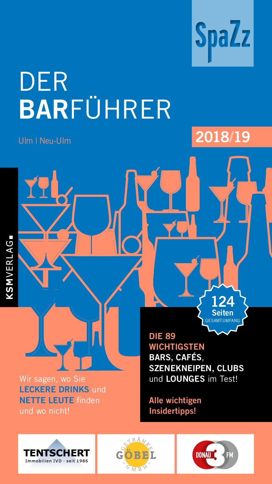 Calaméo - Der Barführer Ulm/Neu-Ulm 2018/19
