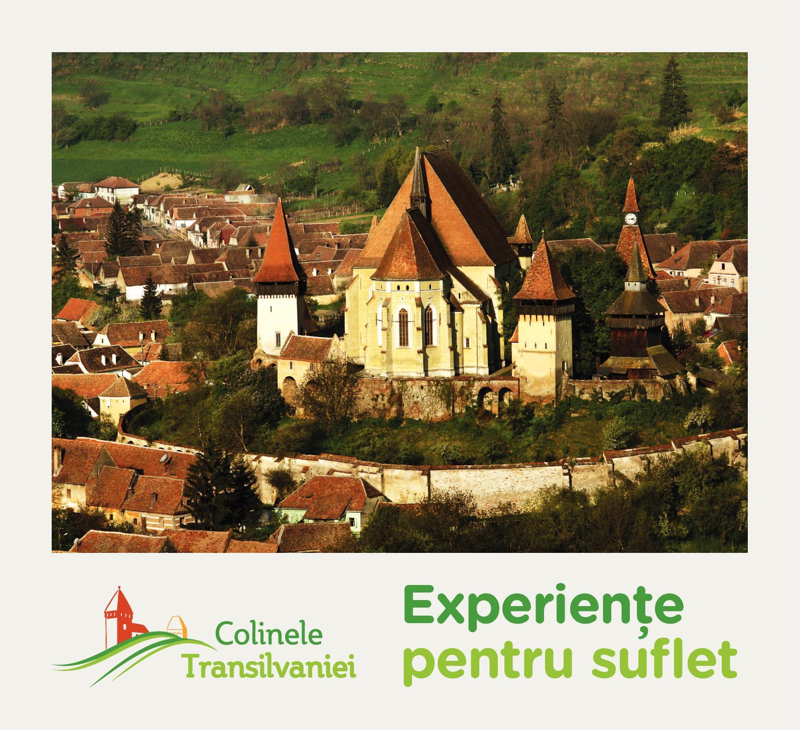 Colinele Transilvaniei RO