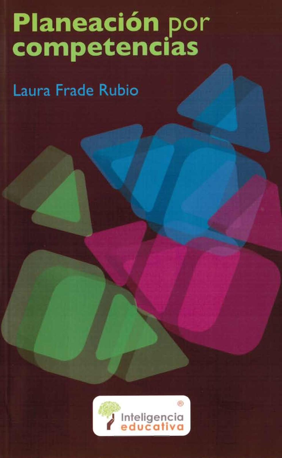 Laura Frade Planeacion Por Competencias