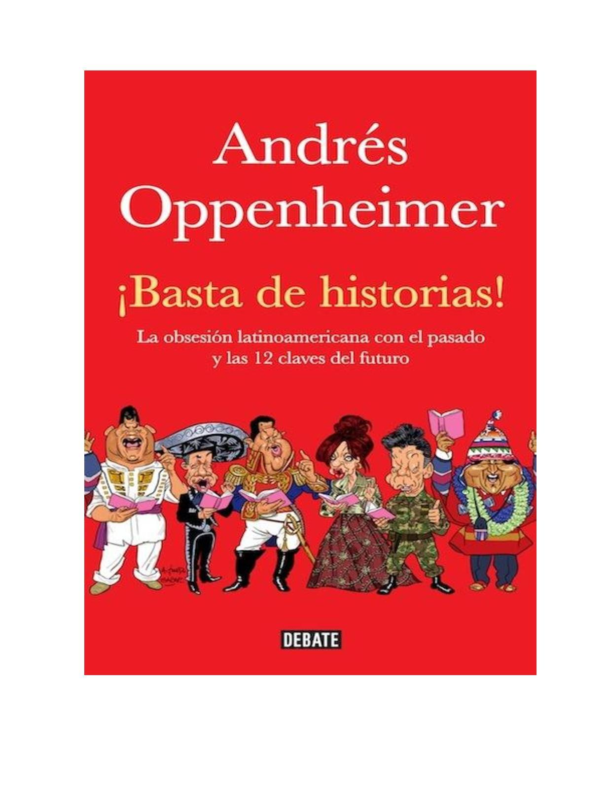 Calaméo - BASTA DE HISTORIAS - Andres Oppenheimer