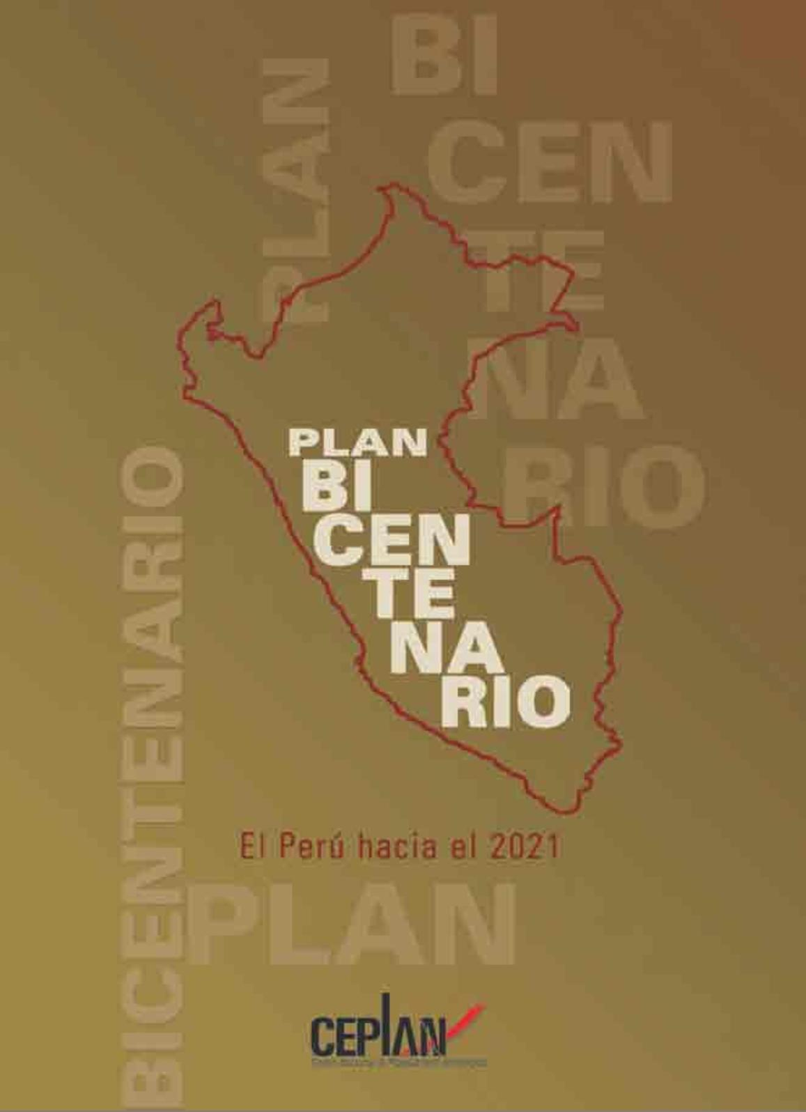 Calaméo - PLAN BICENTENARIO -PERU HACIA EL 2021 - CEPLAN