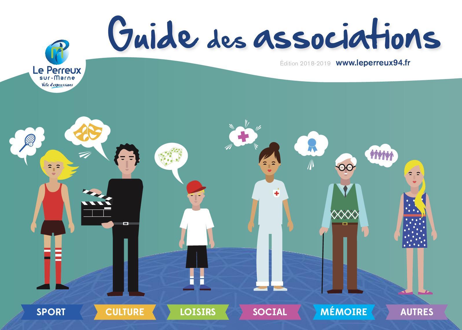 Calaméo - Guide des Associations 2018 fc4c00ad9df
