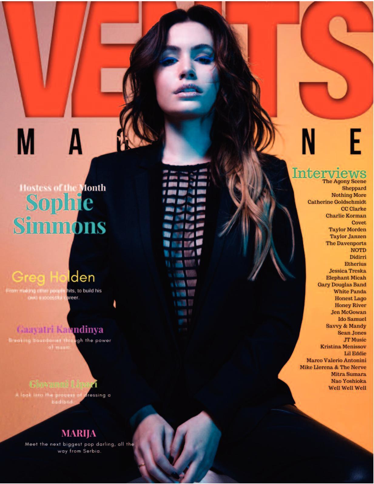 Calamo Vents Magazine 85th Issue