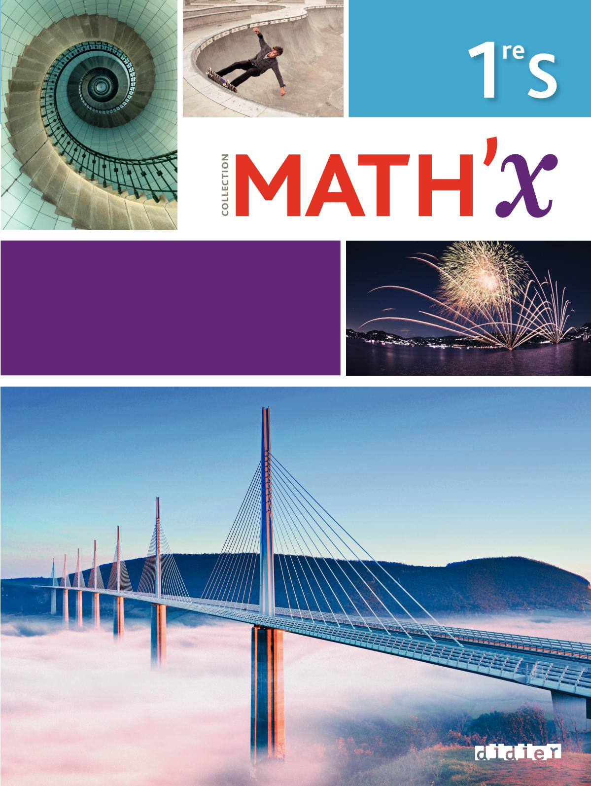 Maths X 1re S - extrait