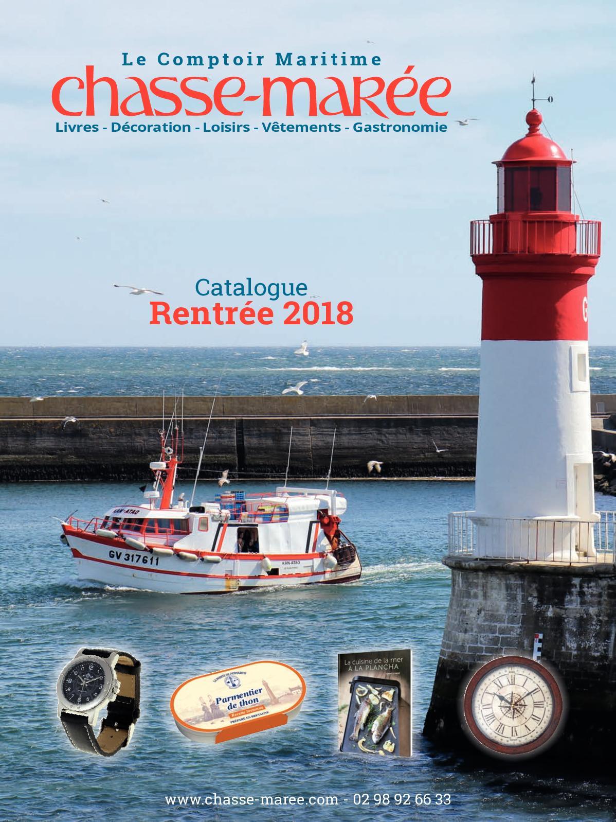 Calaméo - Catalogue Comptoir Maritime Chasse-Marée Rentrée 2018 6c7c90ece35f