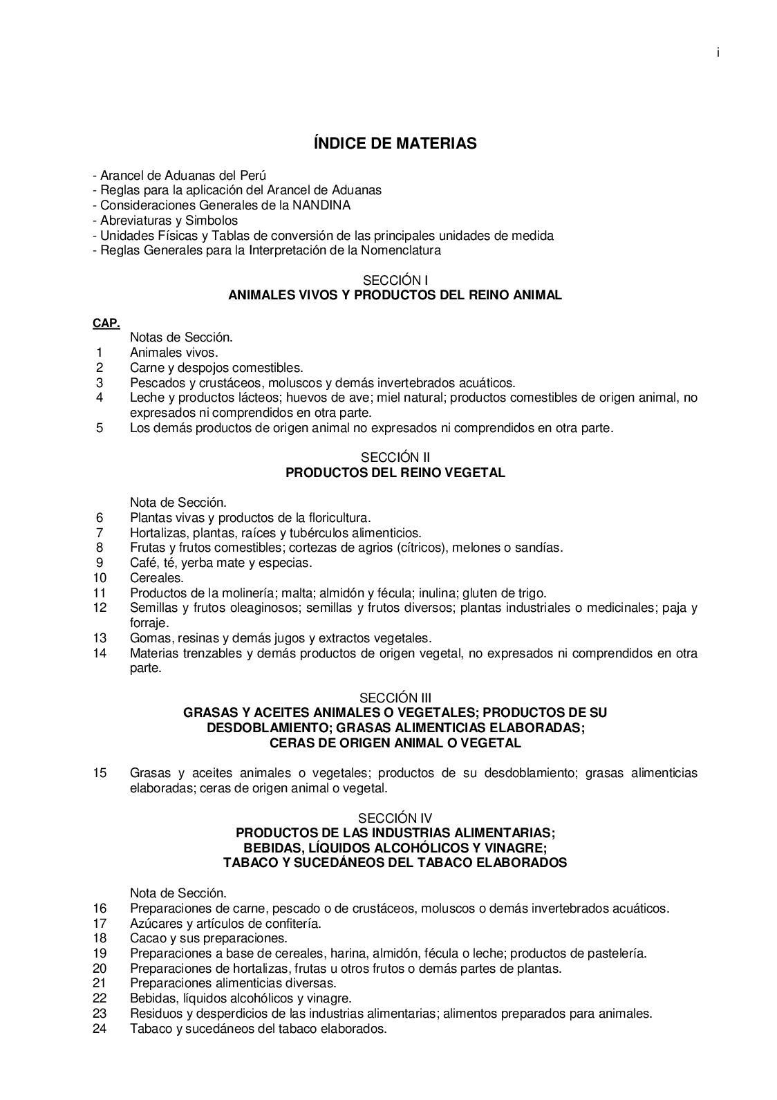 Calaméo - Arancel De Aduanas 2017(1)