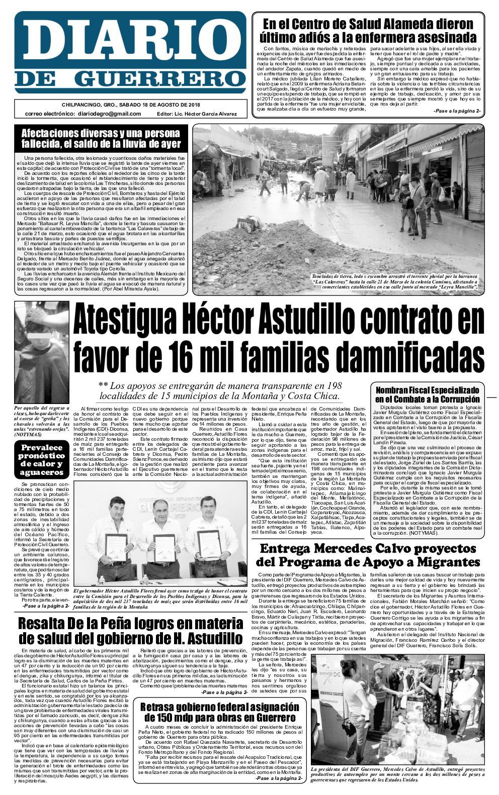 Calaméo - 18 Agosto 2018