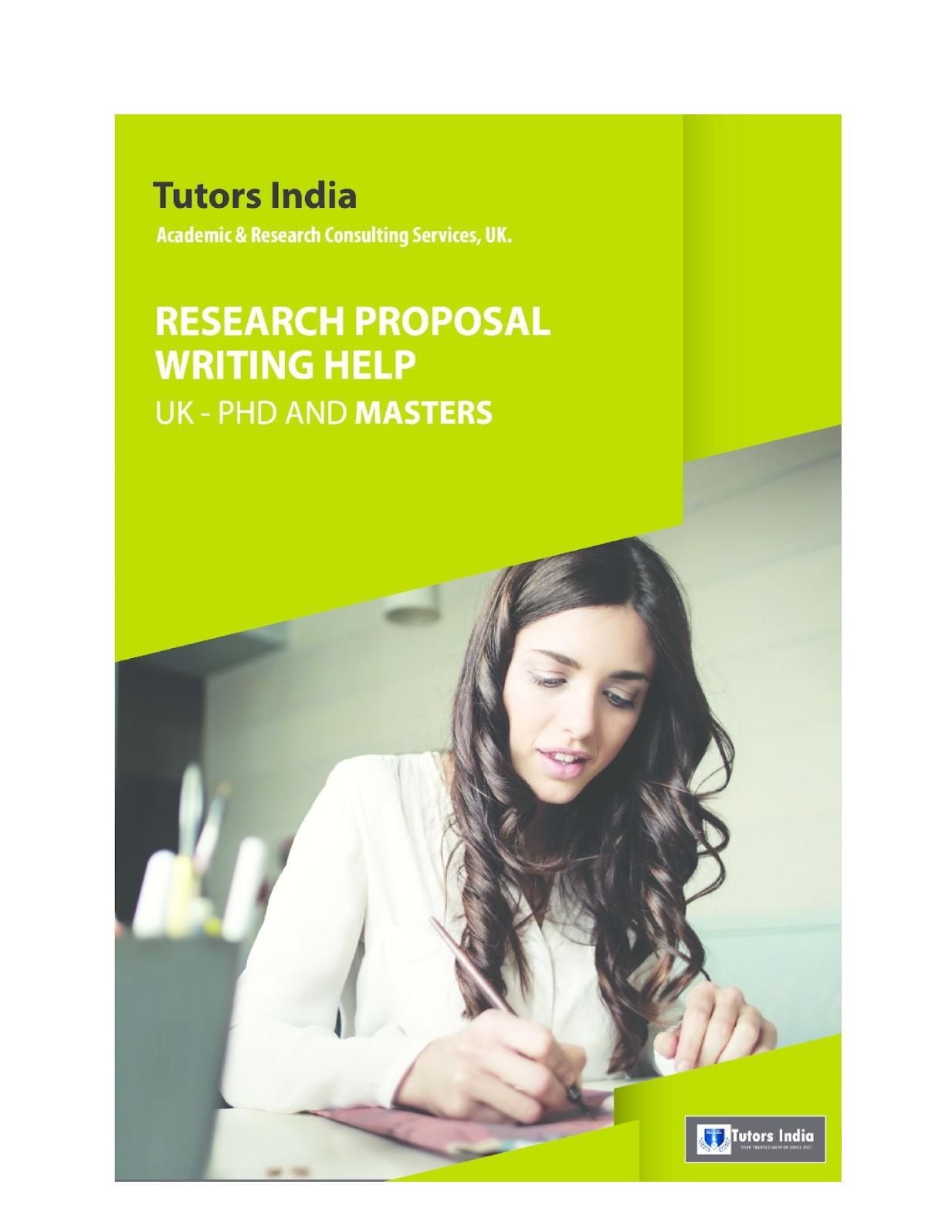 Affordable Dissertation Proposal Writing Service