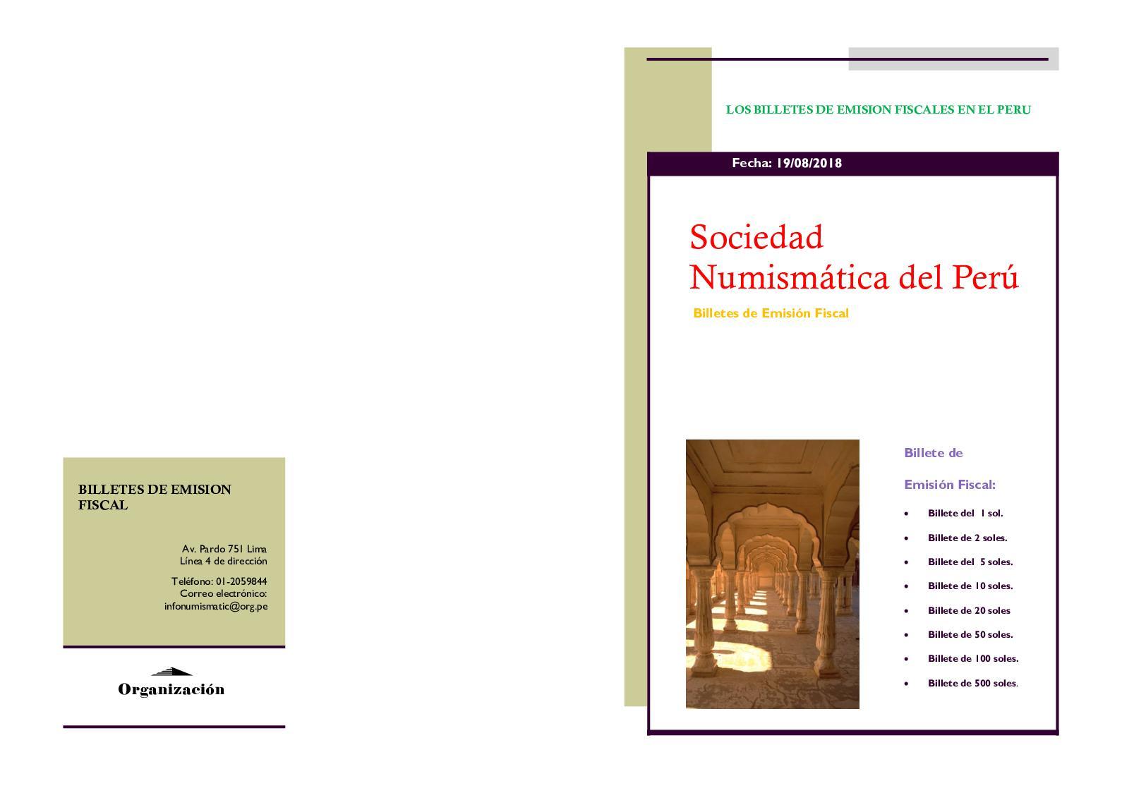 Sociedad Hunimatica Peru