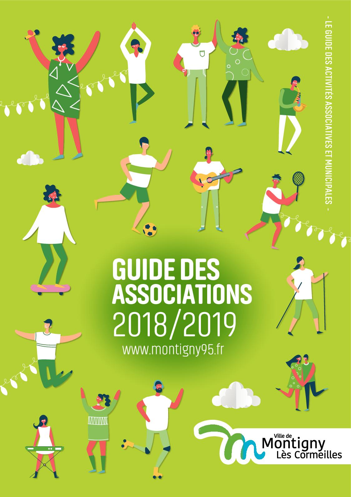 Calaméo - Guide Des Associations 2018