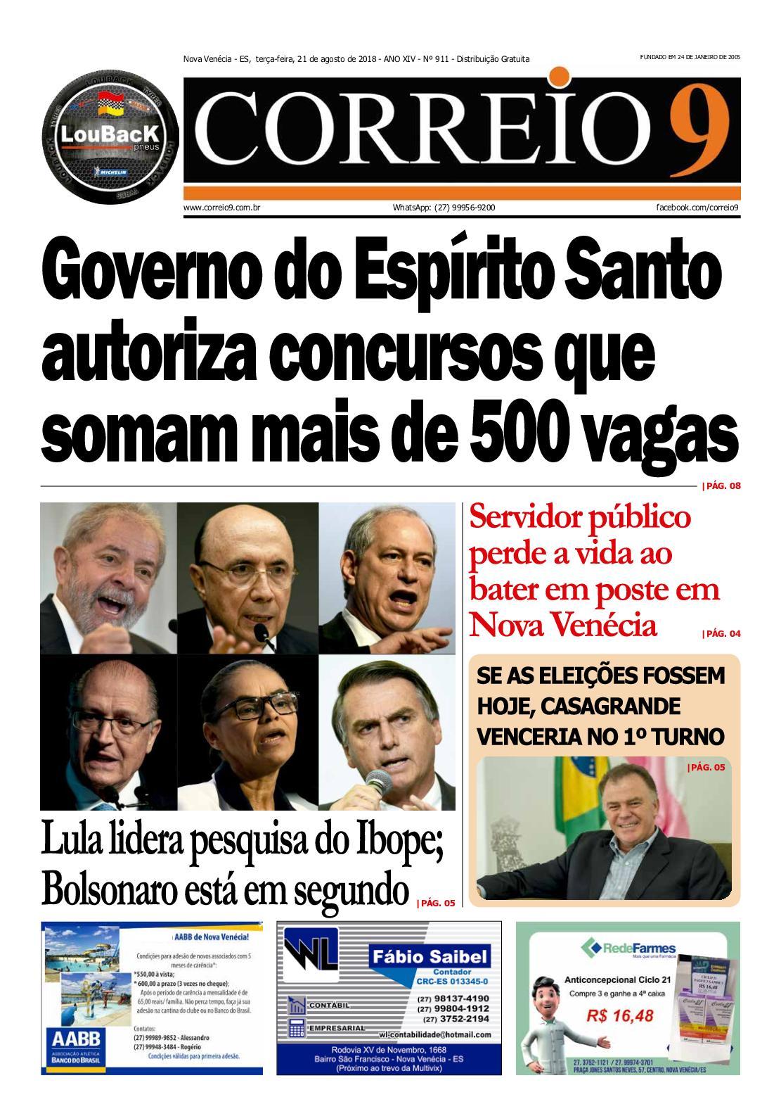 Calaméo - Jornal Correio9 Edição 911 1397a965024f5