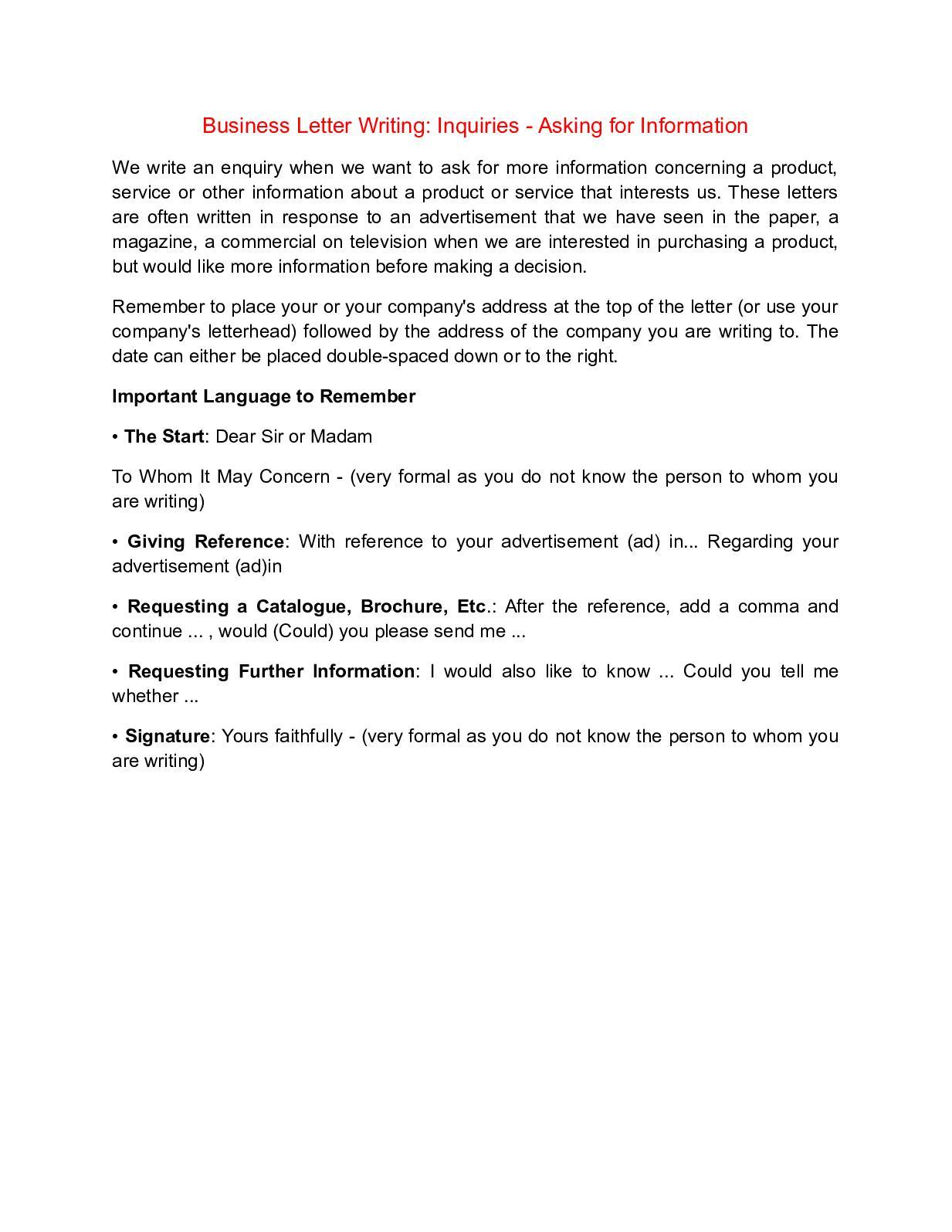 Calamo business letter writing teacher radames castro rivera 203 calamo business letter writing teacher radames castro rivera 203 international traders spiritdancerdesigns Gallery