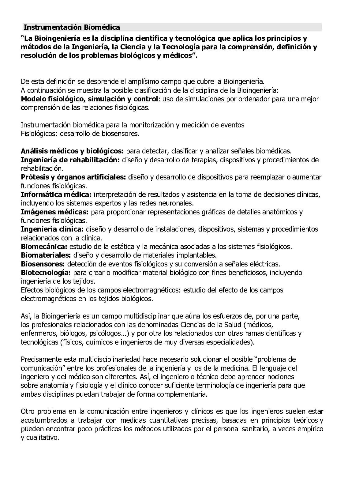 Calaméo - Instrumentación Biomédica 1