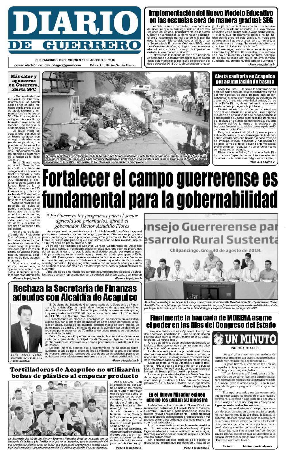 Calaméo - 31 Agosto 2018