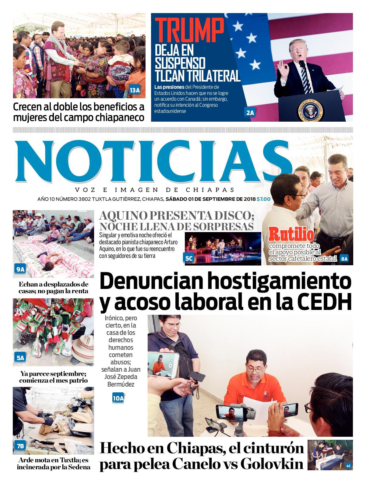 Calaméo - Edición 01 de septiembre de 2019