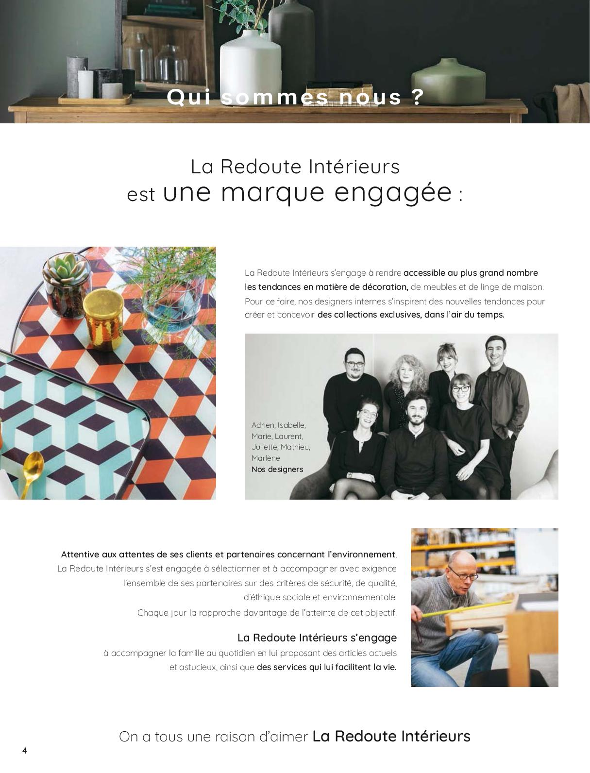 Catalogue La Redoute Interieurs 2018 2019 Calameo Downloader