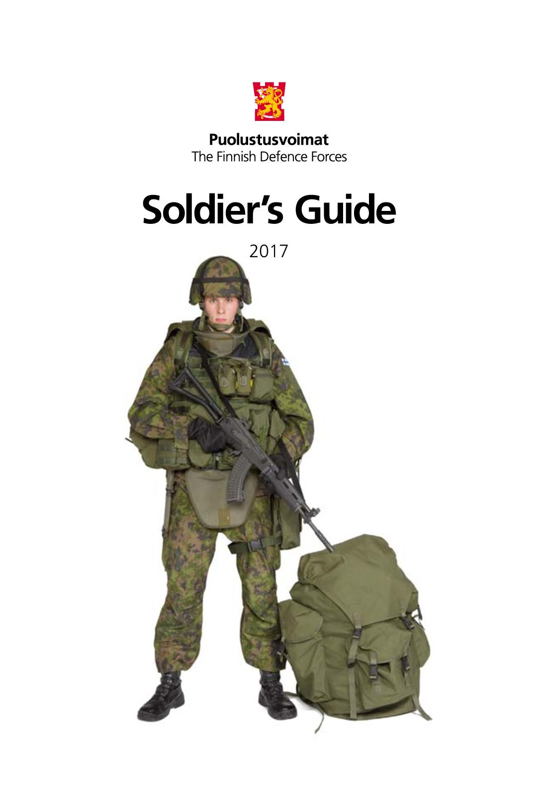 SOLDIER GUIDE 2017