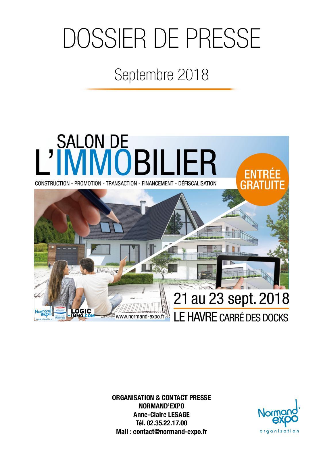 SALON DE L'IMMOBILIER DP