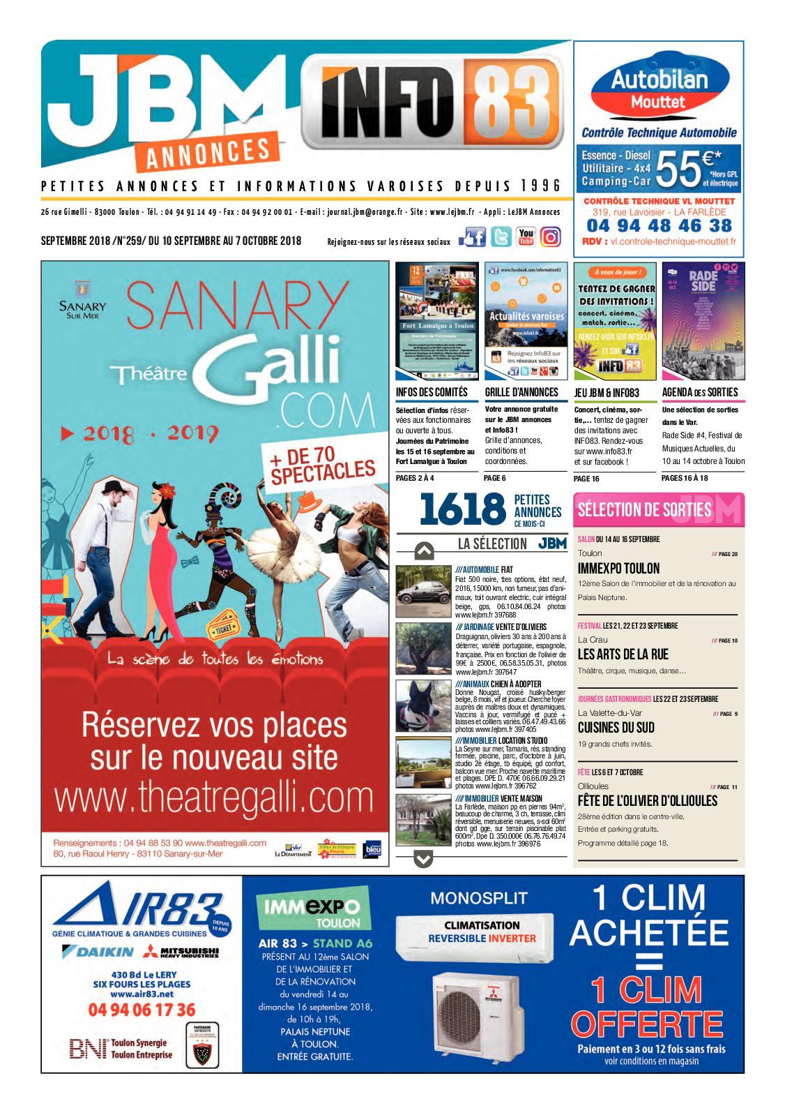 Calaméo - Jbm259-septembre2018 4ae5101f6d3