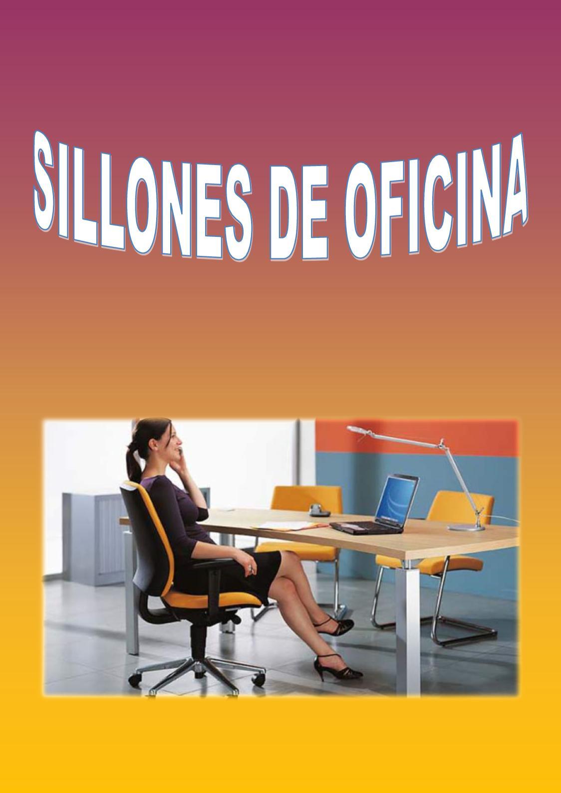 Catalogo Sillones Oficina