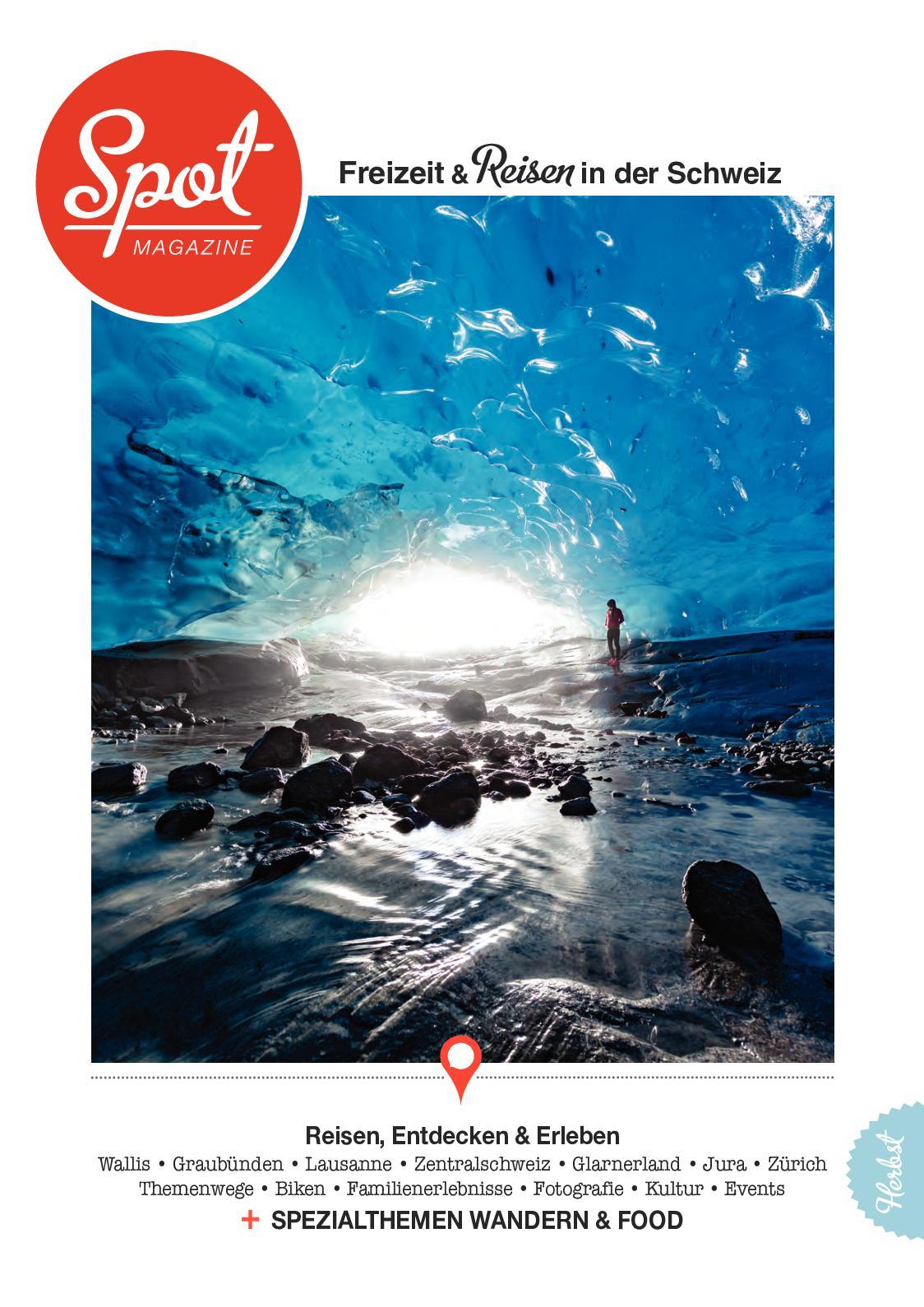 1a7cdbd766d1 Calaméo - Spot Magazine Herbst 2018
