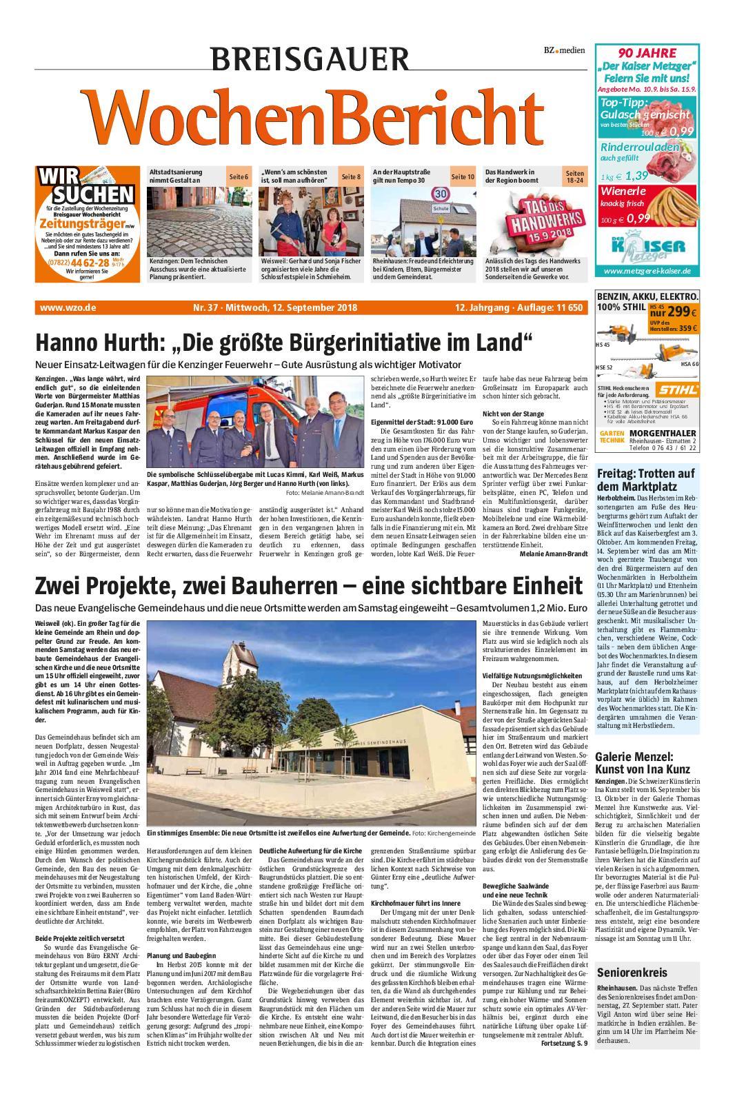 Calaméo - Breisgauer-Wochenbericht
