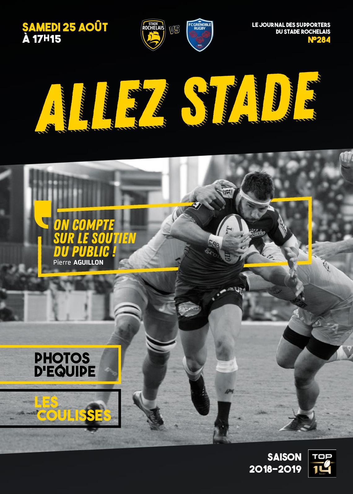 ALLEZ STADE N°284